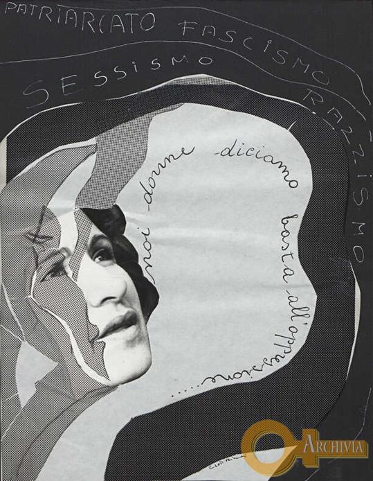 Opera originale di Cloti Ricciardi - [Anni '70]