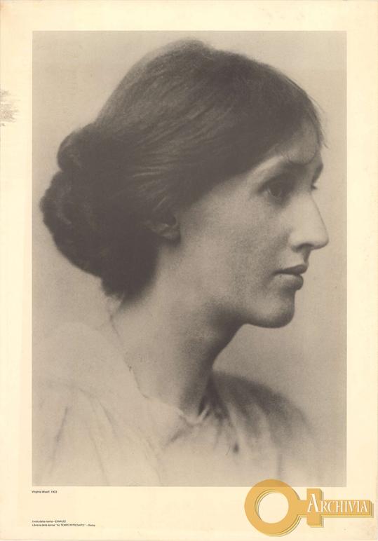 Virginia Woolf, 1903 - [1980]