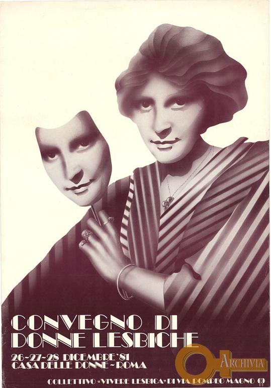 Convegno di donne lesbiche - 26-27-28/12/[1981]