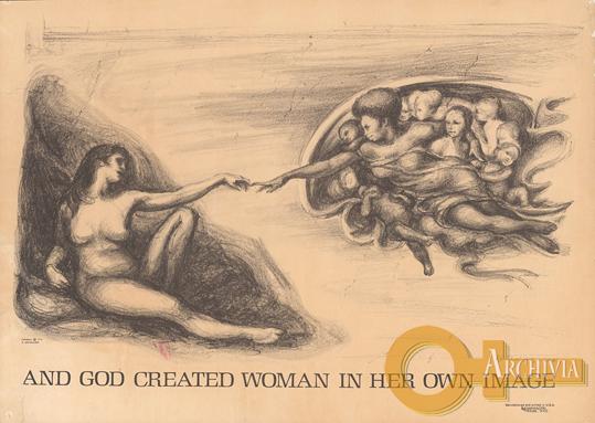 E dio creò la donna a propria immagine - [1970]