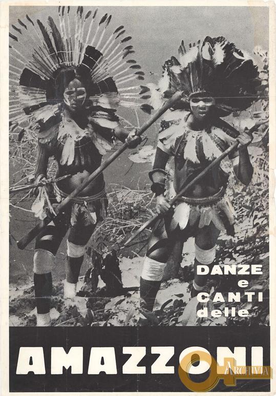Danze e canti delle amazzoni