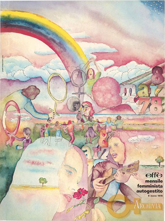 Effe / Mensile femminista autogestito / 8 Marzo 1978 - 08/03/1978