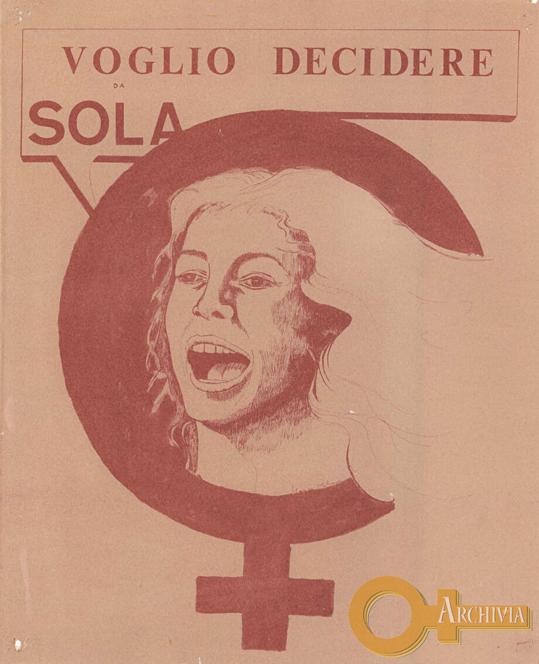 Voglio decidere da sola - [1970?]