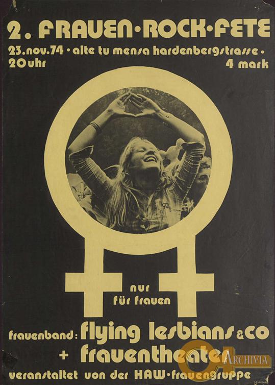 2 Donna Rock Festival - 23/11/1974