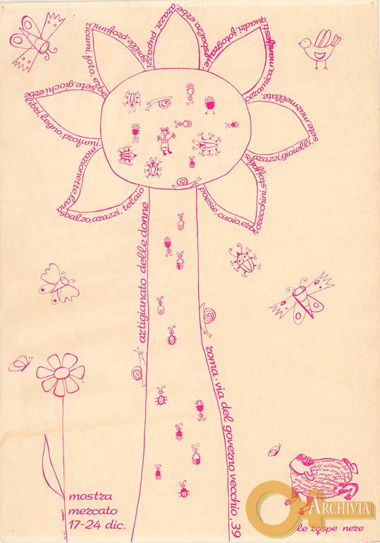 Le Rospe Nere / mostra mercato - 17-24/12/[1977]