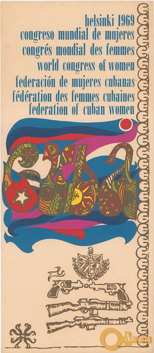 Congresso mondiale delle donne - 1969