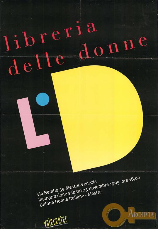 Libreria delle donne - 25/11/1995