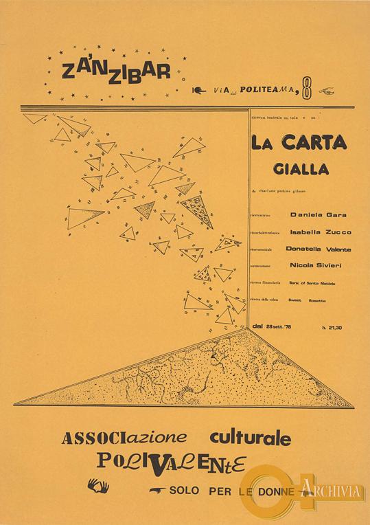 La carta gialla - 28/09/1978