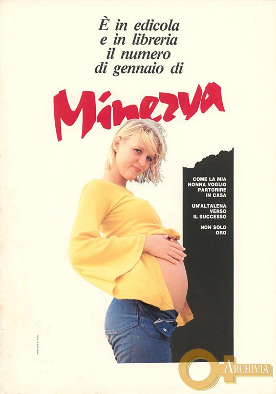 Minerva / Come la mia nonna voglio partorire in casa