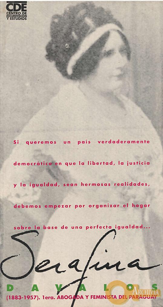 Serafina Davalos