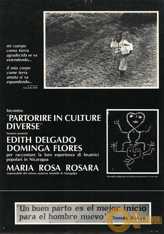 Partorire in culture diverse - 1987