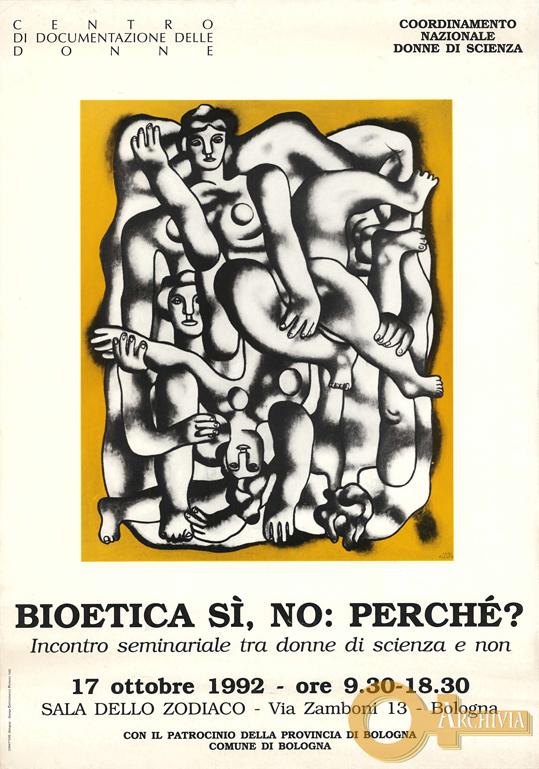 Bioetica si, no: perchè? - 17/10/1992