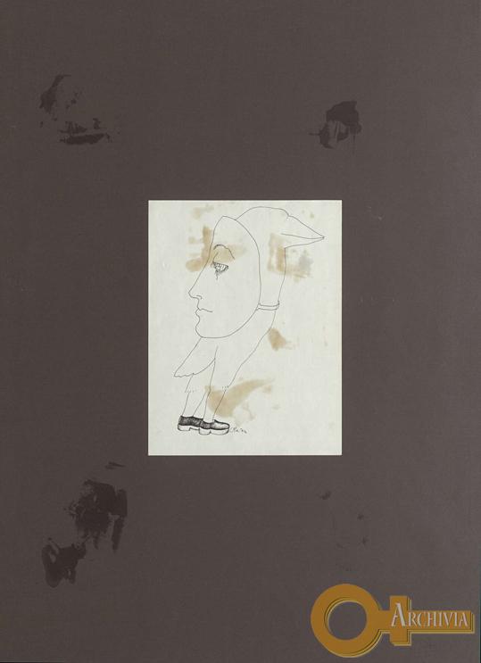 Ale 74 / Disegno - [1974]
