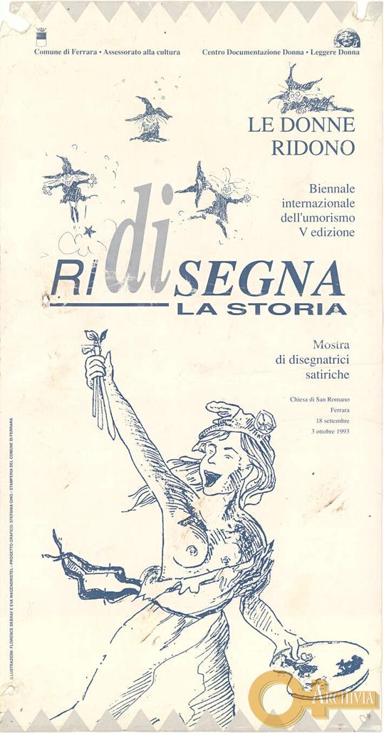 Le donne ridono - 18/09-03/10/1993