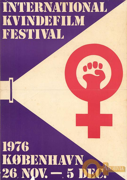Festival cinematografico femminista - 26/11/1976-05/12/1976