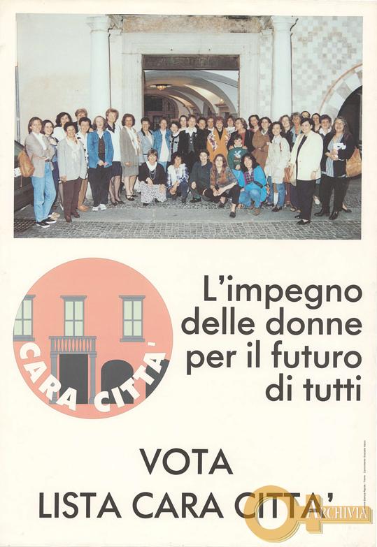 Vota Lista Cara Città - [1996]