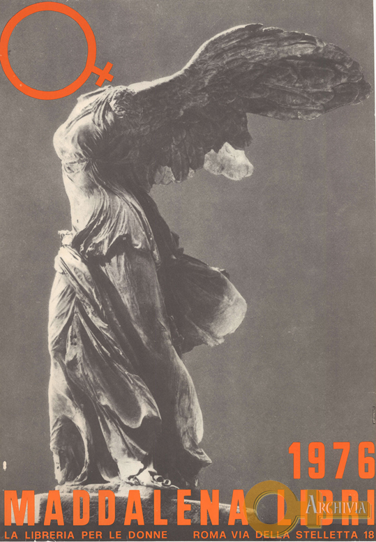 Maddalena Libri / La Libreria per le donne- 1976