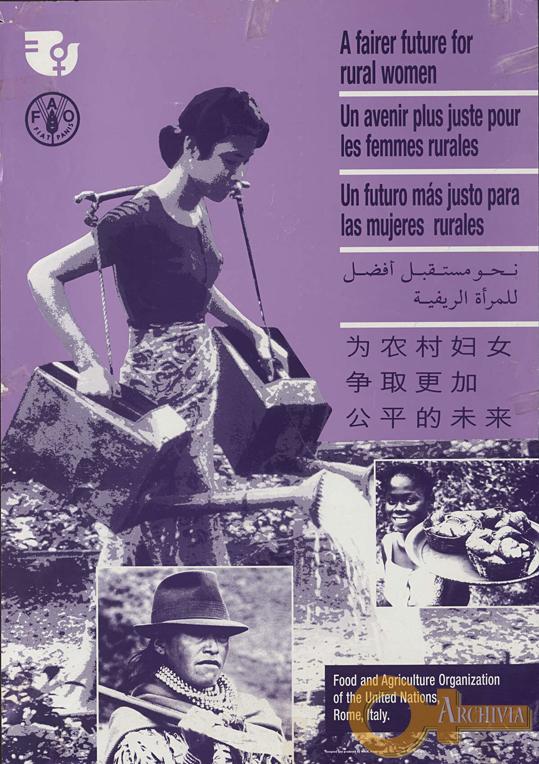 Un futuro migliore per le donne dei paesi rurali